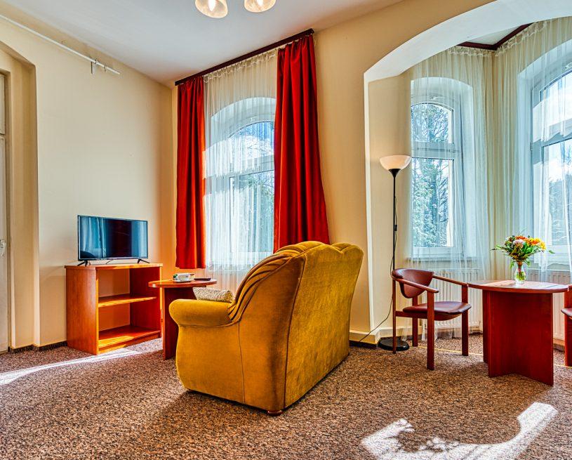 Pokój 2-osobowy Standard + Weranda